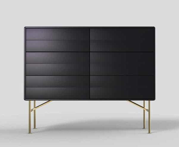 12 & # 39; & # 39; Золотые ножки для мебели и кофейного столика