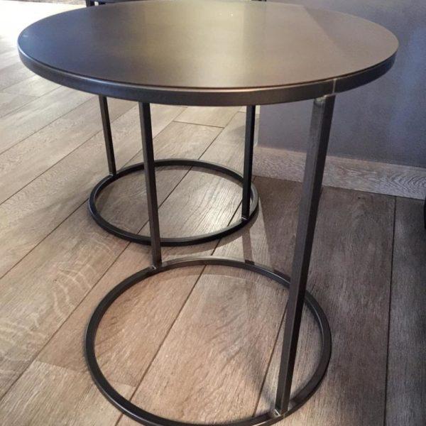 Подстолье для овального стола с цельным основанием BT11