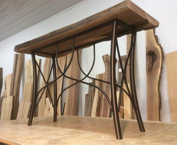 STEEL SOFA / CONSOLE TABLE БАЗА!