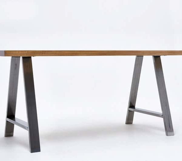 Подстолье для стола хромированное для кухни RT14