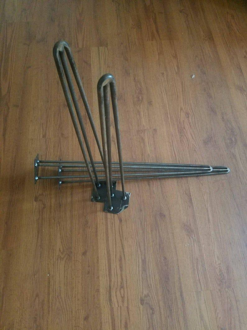 3rod Металлическая шпилька нога, 28 & # 39 & # 39 -30 & # 39 & # 39