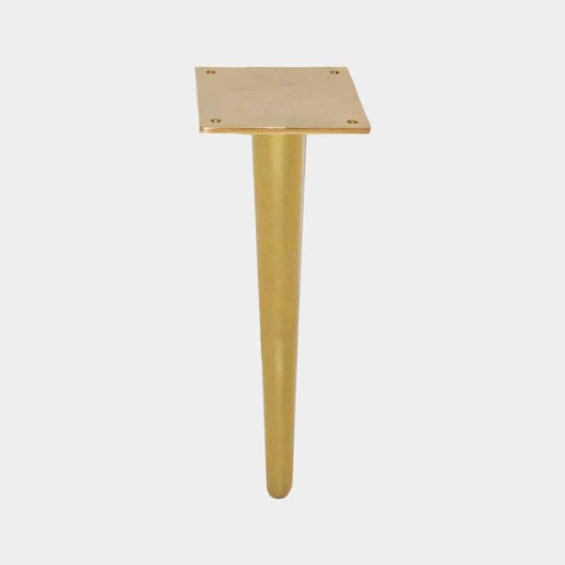 Арран Solid Brass ножки мебели