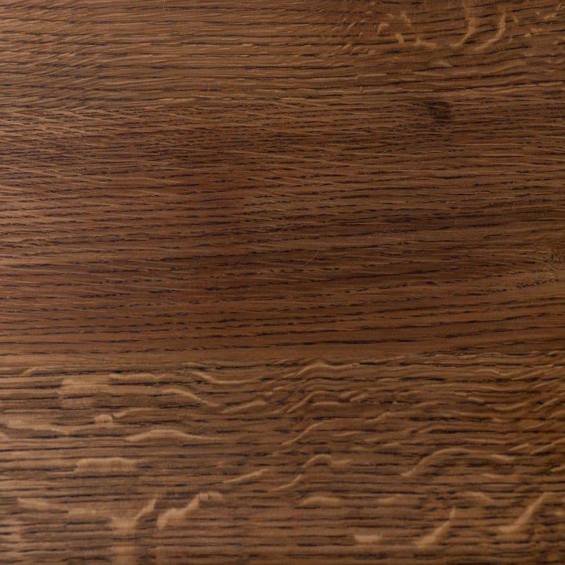 Кафе Площадь Твердого Обеденный стол Браун Дуб Промышленного
