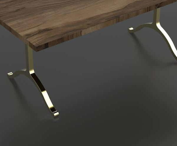 Хромированная ножка стола, 28 металлических ножек стола, металлические ножки стола, подставка для обеденного стола, латунная ножка стола, хромированные ножки стола, основание стола, Ivadecorstudio