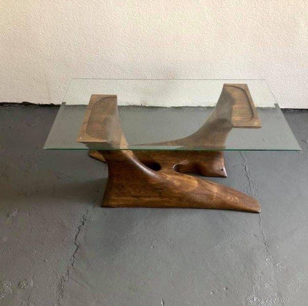 Журнальный стол / стол / Промышленный стол / Журнальный столик / Промышленная мебель / Мебель / дерево стол / Деревянный / Жилая комната стол
