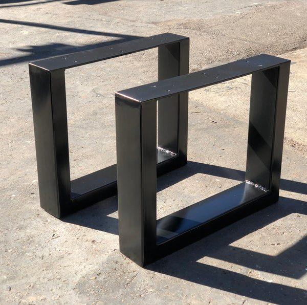 Пользовательские ноги металла журнального столика для Rick T.