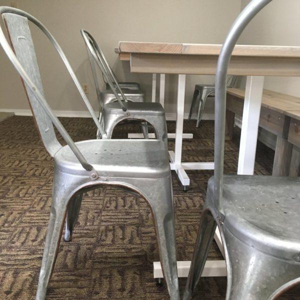 Нестандартные металлические ножки стола, рамы стола, основания стола