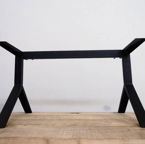 """Ножки металлические металлические, 28 """"HX 28 & quot;W - Apart 42 & quot;‡ ATAL-стол, основание, высота 26 & quot;- 32 & quot;"""