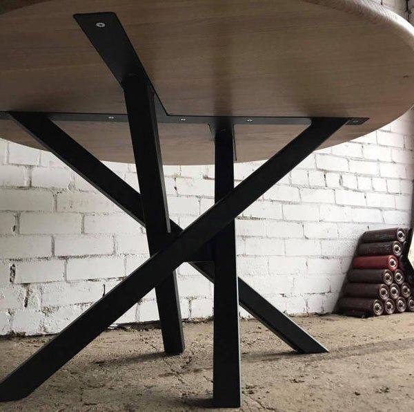 Обеденный стол / Промышленный стол / Промышленная мебель / стол / Ферма стол / Кухонный стол / Wood / Мебель / Мебель для столовых