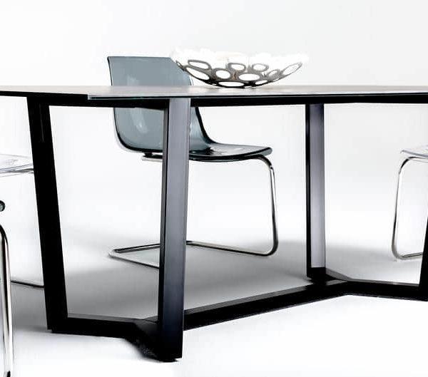 Обеденный стол, металлическая основа, стол, подставка для стола, ручная работа, мебель, современная столовая подставка, металлическая подставка для стола, ножки для обеденного стола ALIS 60.40