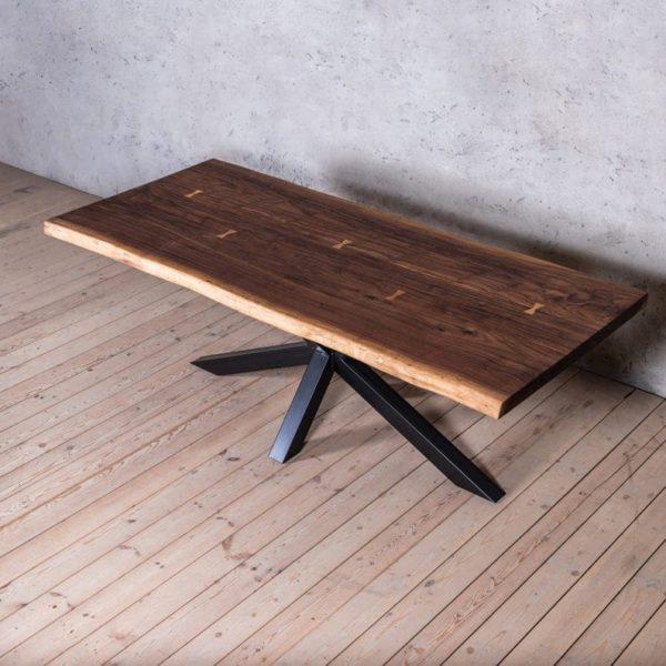 Гранат орех Промышленные Обеденный стол Деревянная Сельская исправленная Урожай