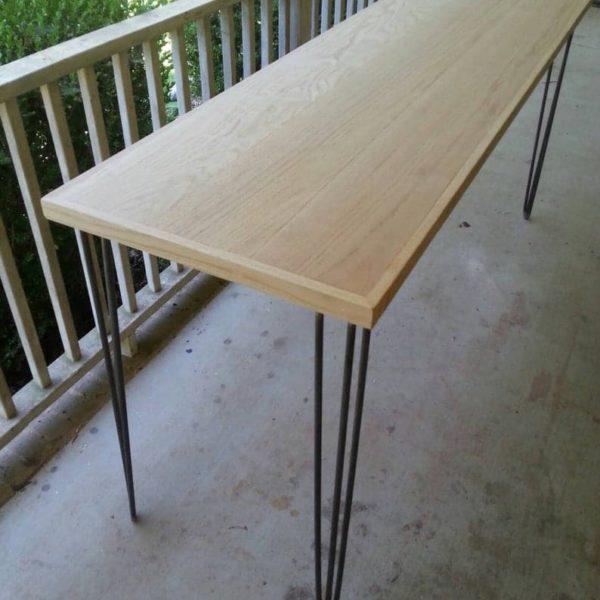 Шпилька Leg Стол Журнальный столик 3 стержневые шпилька ноги - шлифованная & Неполное