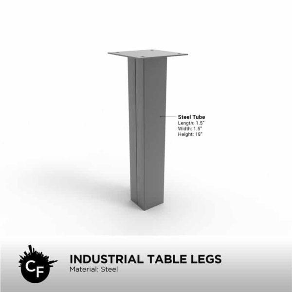 Промышленные Ножки