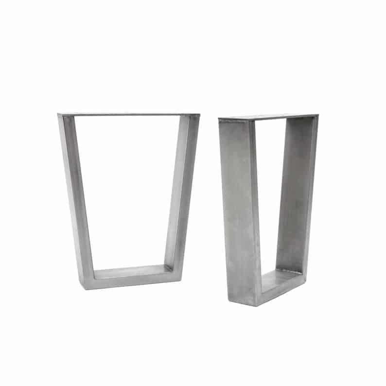 Промышленные Ножки - V-Frame Design - Box Раздел сталь, различные размеры и отделки (пара)