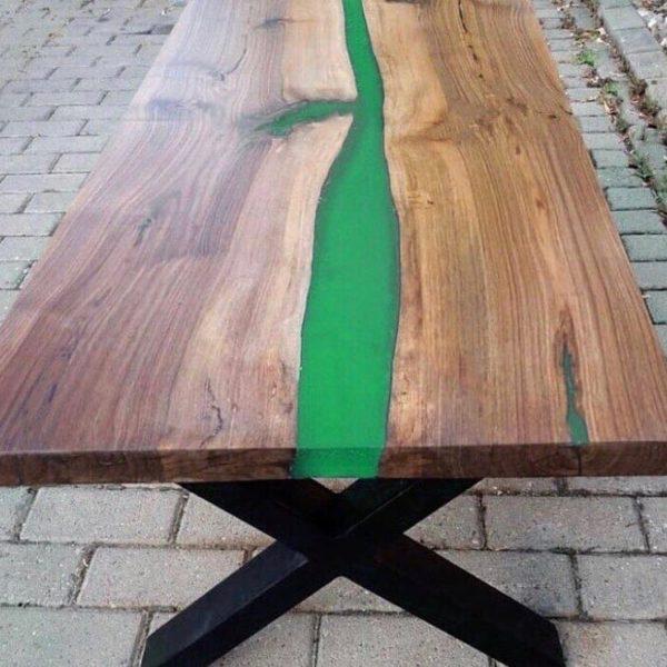 Подстолье для кофейного столика лофт ПЛ787