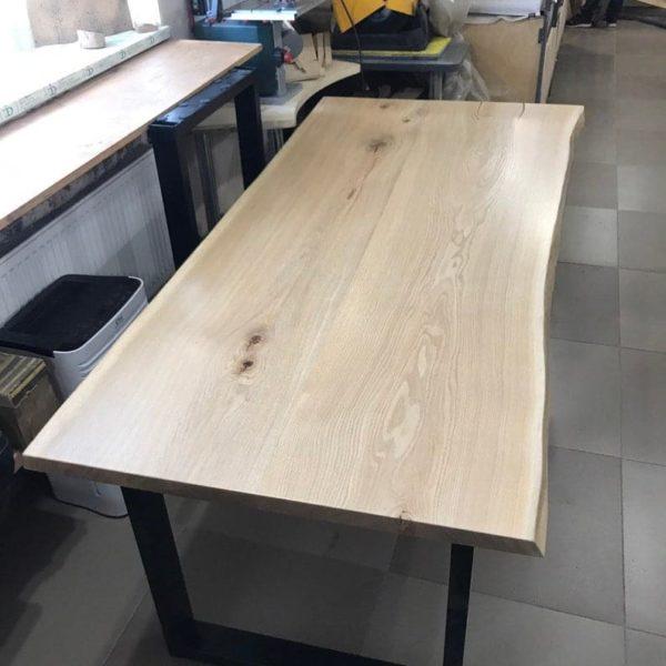 Живой край стол, обеденный стол, Живая край обеденного стол, обеденный стол, обеденный стол Промышленного, Промышленный стол, Живая стол край, деревянный стол