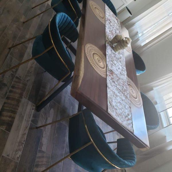 Подстолье для стола металлическое gv966