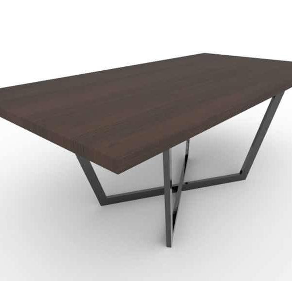 Подстолье для стола металлическое gv139