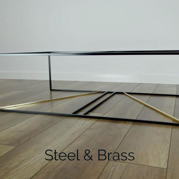 Подстолье для стола из нержавейки для гостиной YX13