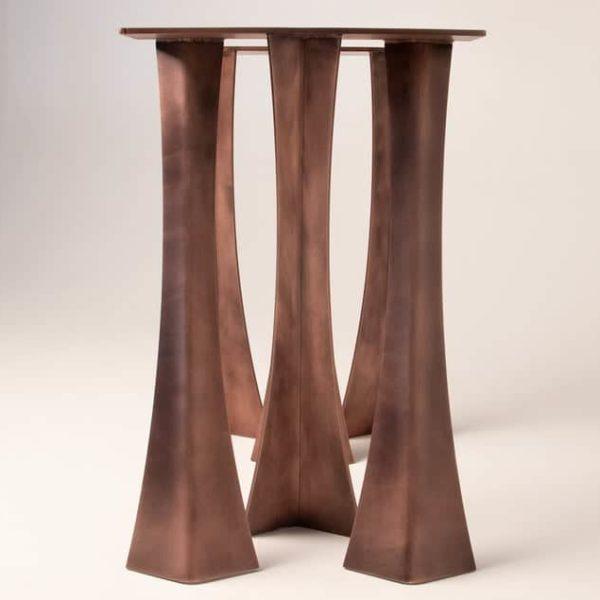 Рабочий стол Ножки из металла (комплект из 2) с возможностью выбора профессиональной отделки - Замечательные Современный стиль - Ханно ног
