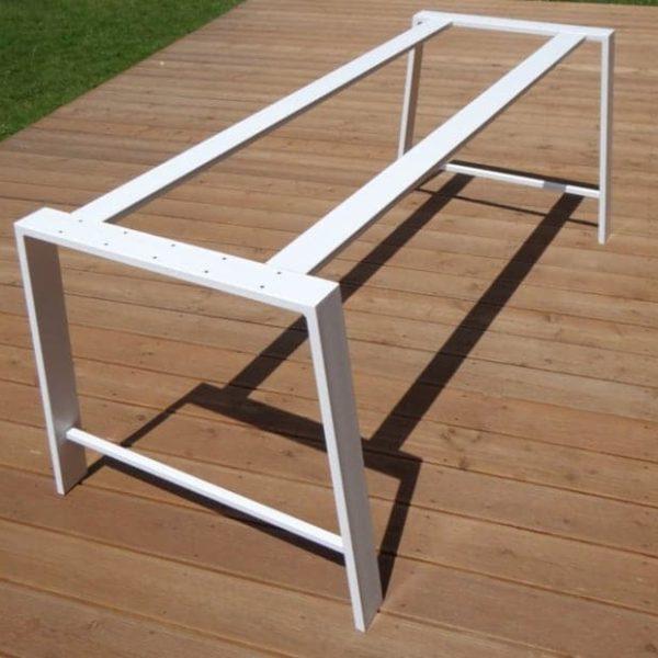 Металлические ножки для столешницы из мрамора и стекла.Стальные ножки стола 80x20 мм, трапециевидные ножки стола, ножки стола козл, железные ножки стола