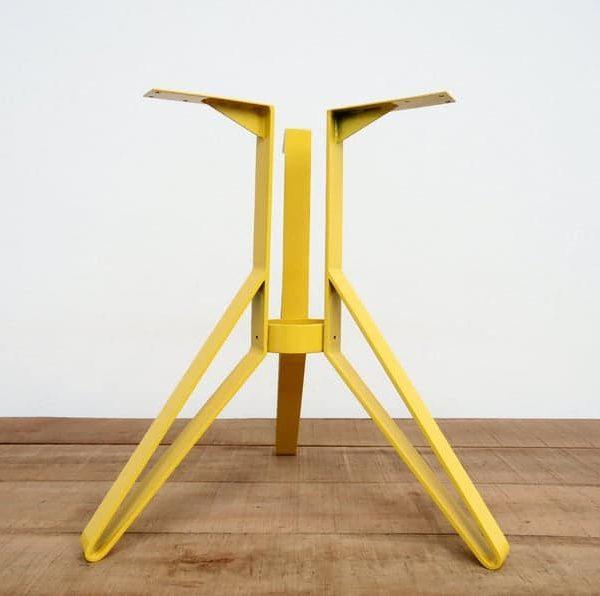 Подстолья для овального стола с металлическим основанием ПДС09