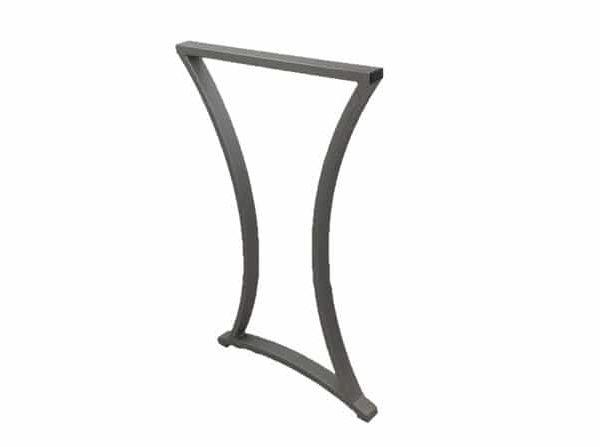 Металлические ножки стола стильный и современный дизайн