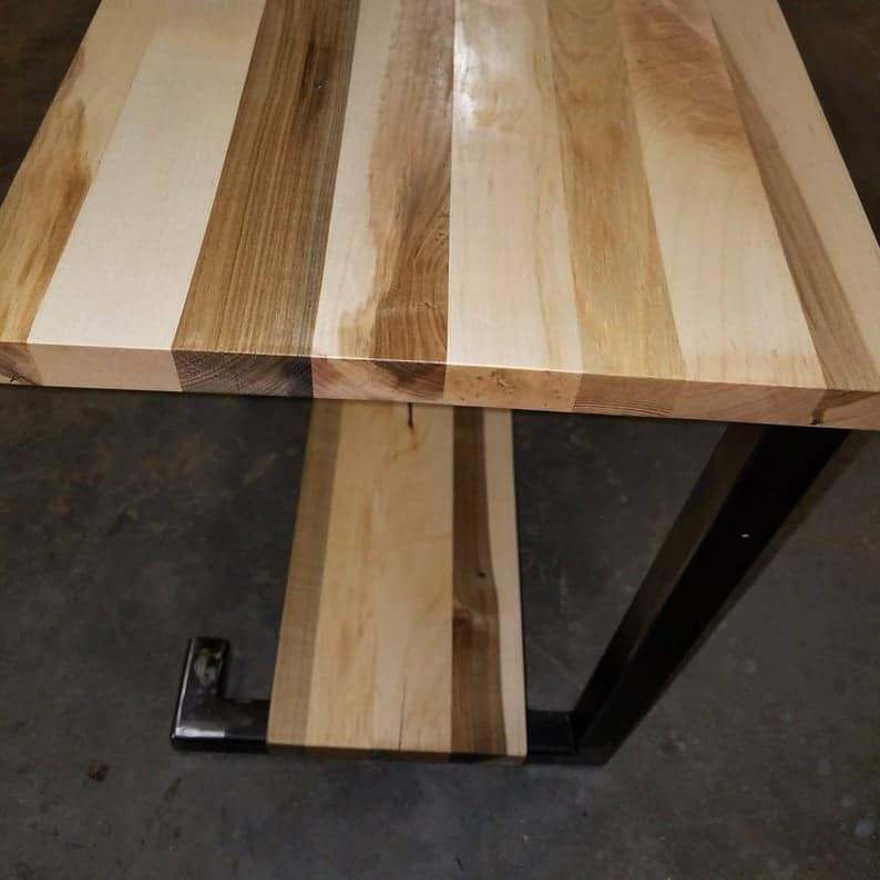Современные тумбочек металлические ноги, Конец таблицы, Журнальный столик