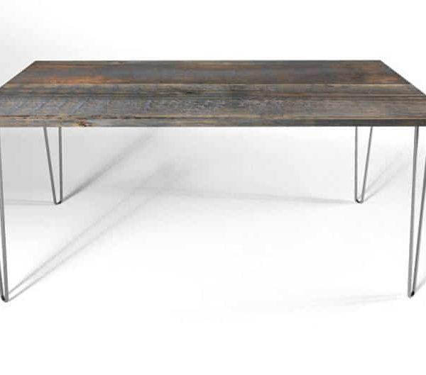 Современные ножки, - Straight - MCM стол нога, Шпилька нога, DIY мебели Шпилька ножка для проектов, металлические ножки для деревенского или современного