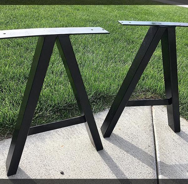 Подстолье для стола металлическое gv034