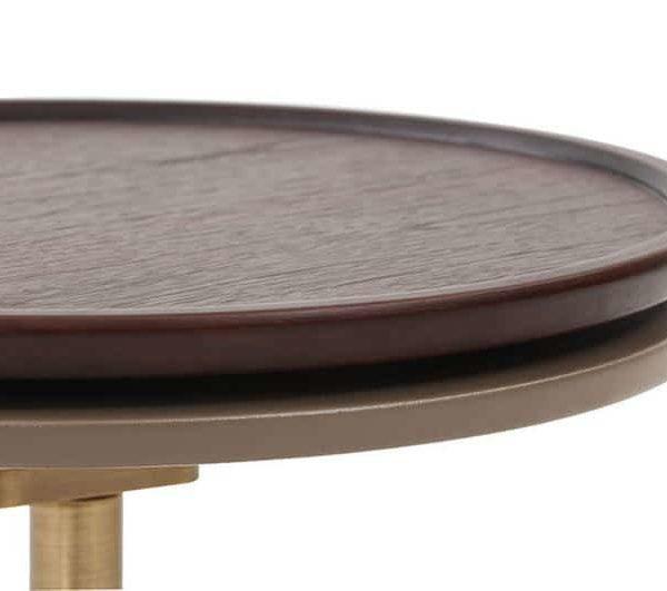 Подстолье из нержавейки для круглого стола GYR193