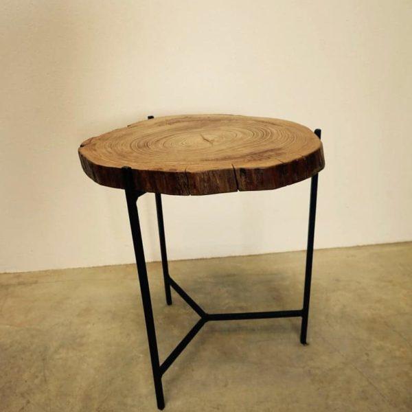 Боковой стол с Pierre & # 39