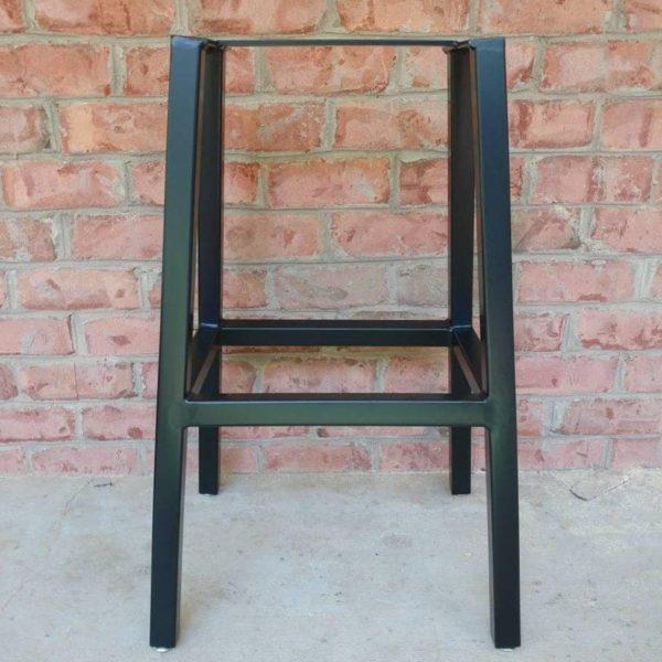 Порошковое покрытие сверхпрочного Барный стул Основание - Бар Высота - Регулируемые ноги