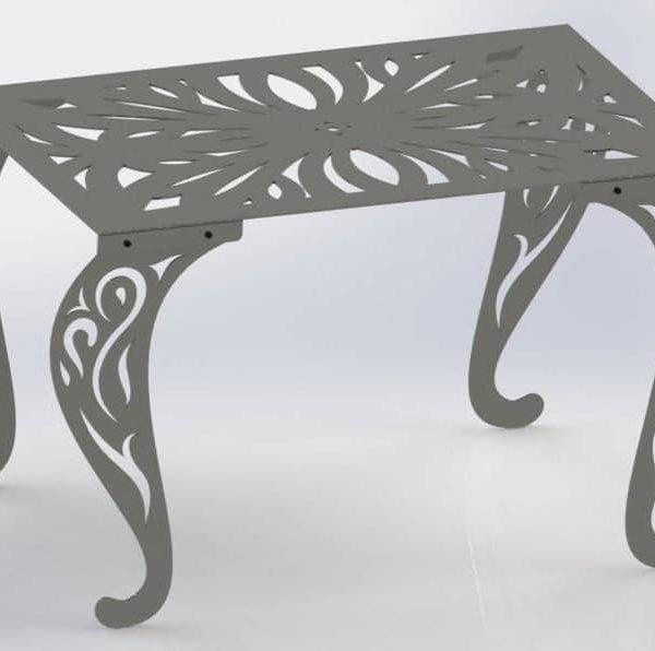 Подстолье для стола ПДС349
