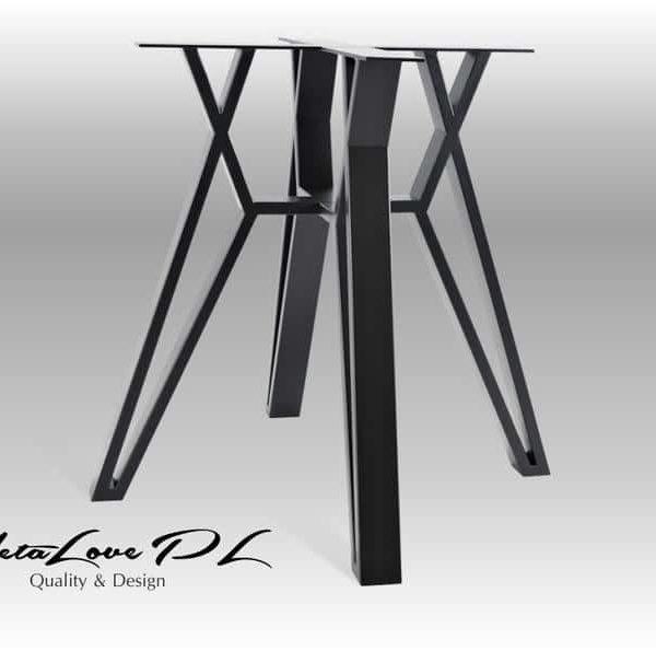 Подстолье для круглого стола на 4 ножках IR20