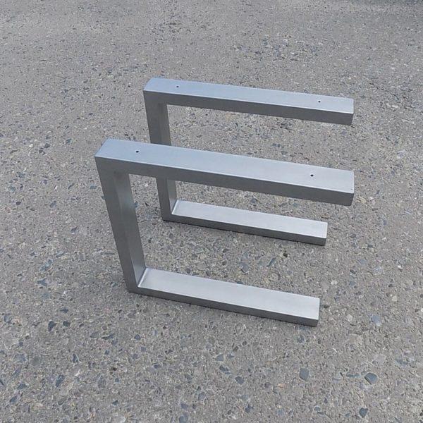 Набор из 2 ножек стола / ножки стола / ножки стола / металлические ножки стола / подставка для стола на ножках / подставка для стола / столы из металла / металлические ножки