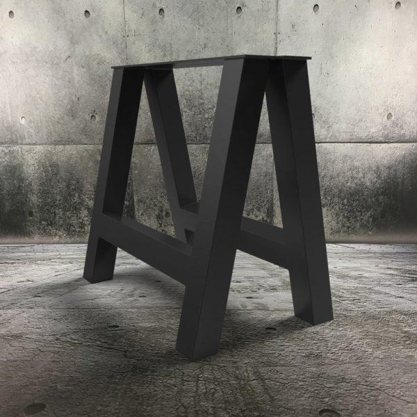 Квадратные ножки стола |Сварной профиль |Металлические ножки стола |Стальные ножки стола |Основание стола |Промышленный домашний декор |Минималистский Домашний Декор