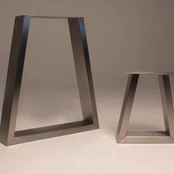 Подстолье для стола из нержавейки обеденное YX07