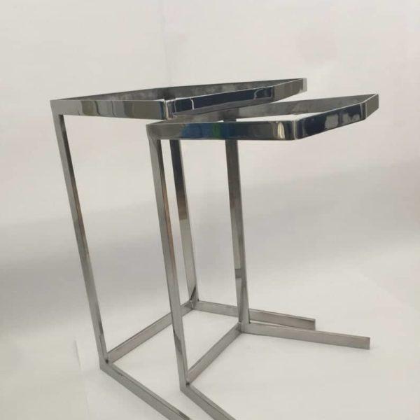 Нержавеющая сталь Верстка стол, укладка стол, 26inch высота