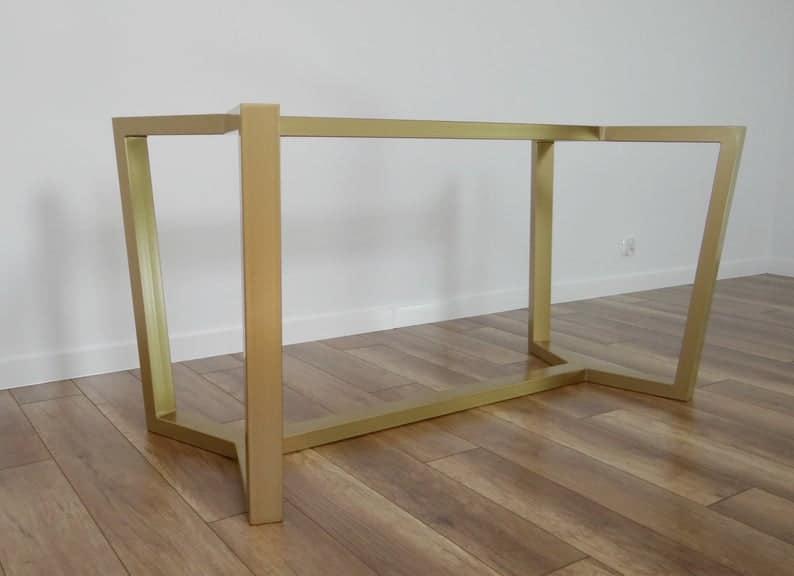 Подстолье для стола металлическое gv654