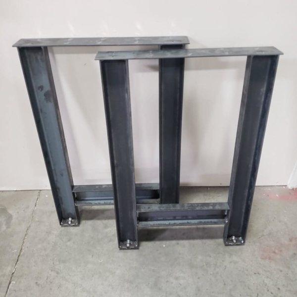 Металлическое подстолье мп255
