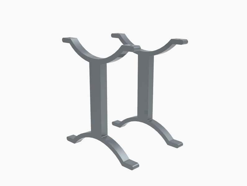 Подстолье для стола металлическое gv652